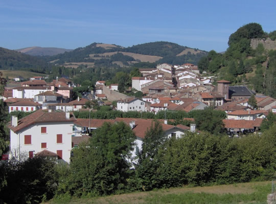 Discover the saint jean pied de port roncesvalles - Places to stay in st jean pied de port ...
