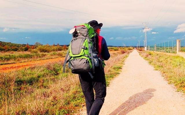 2016 ya supera al año pasado en número de peregrinos totales