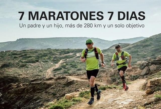 7 maratones en 7 días