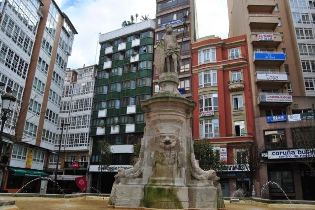 A Coruña ©Panoramio asanloj