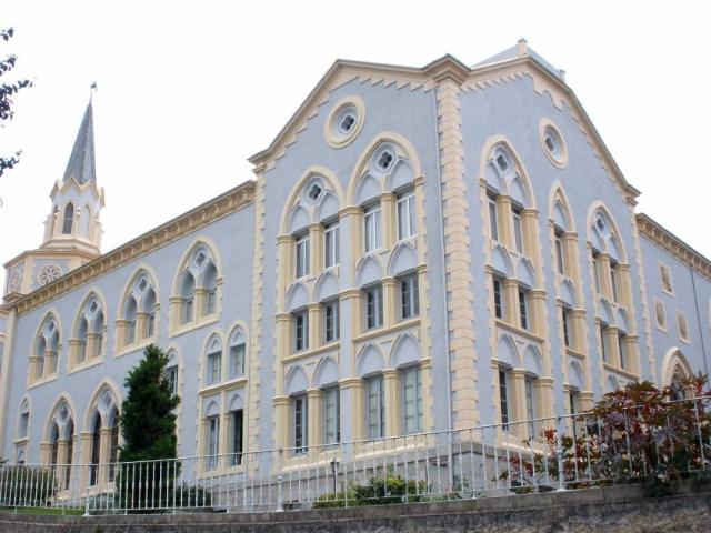 Abadía de Santa María de Viaceli en Cóbreces - Wikicommons