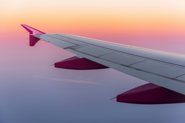 Ala de avión - Envato