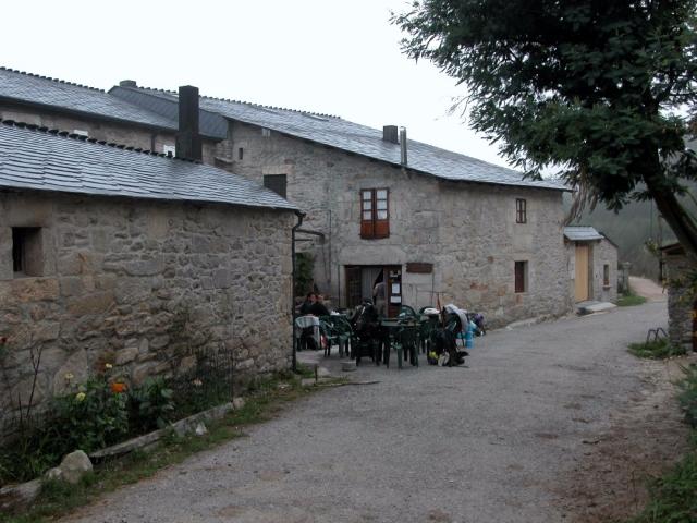 Alberge-bar en Morgade