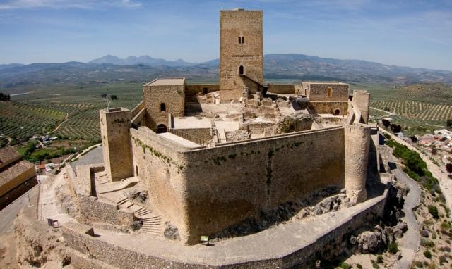 Alcaudete Castle