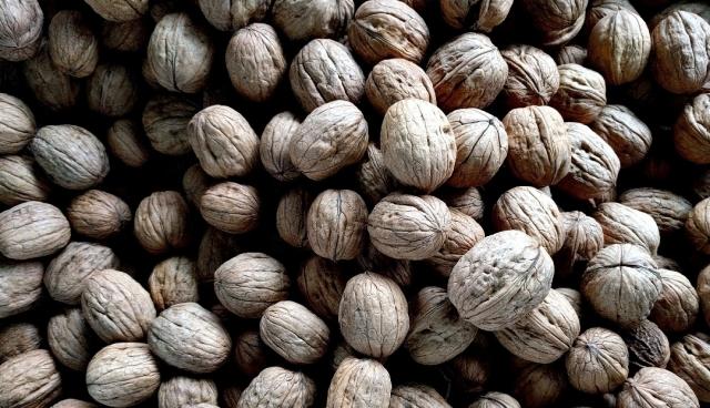 Alimentos como las nueces te ayudarán en el camino