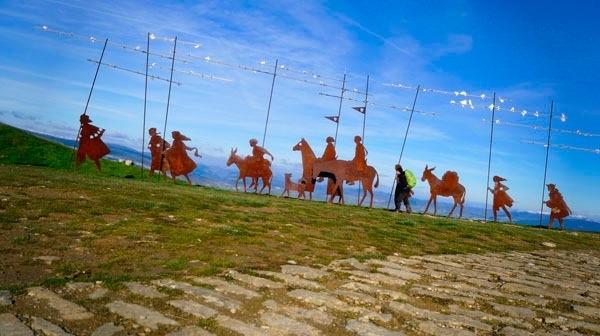 Alto del Perdón (Camino de Santiago)