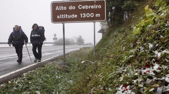 Alto do Cebreiro / Oscar Cela (La Voz de Galicia)