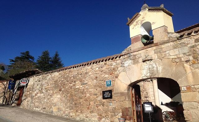 Antiguo hospital para peregrinos del siglo XIV