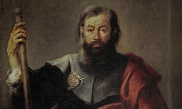 Apóstol Santiago (retrato de Murillo)