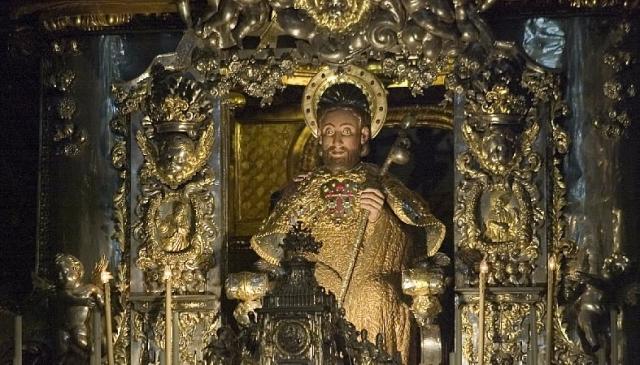Apóstol Santiago / @ Xosé Castro