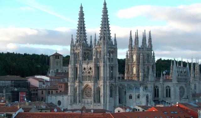 Arte gótico - Camino de Santiago