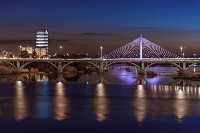 Badajoz - iStock/josecauria