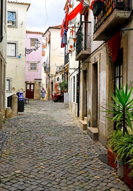Barrio de Alfama en Lisboa /wikipediacommons