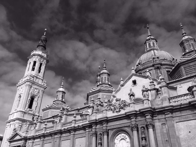 Basílica do Pilar de Zaragoza - Les Haines (Flickr)