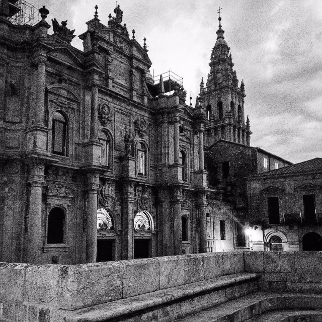 ¡Buenas noches Santiago!, por @deputymouse