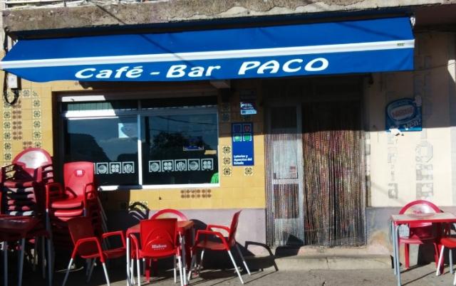 Café Bar Paco, Fonfría ©Street View