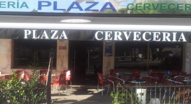 Cafetería Cervecería Plaza ©Street View