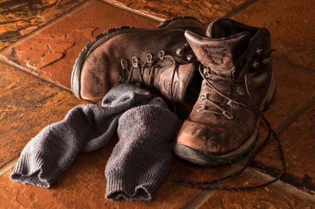 Calcetines y botas