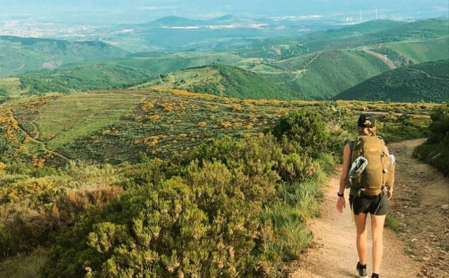 Camino de Santiago | Katie Herrick (Instagram)