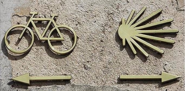 Camino de Santiago by bike