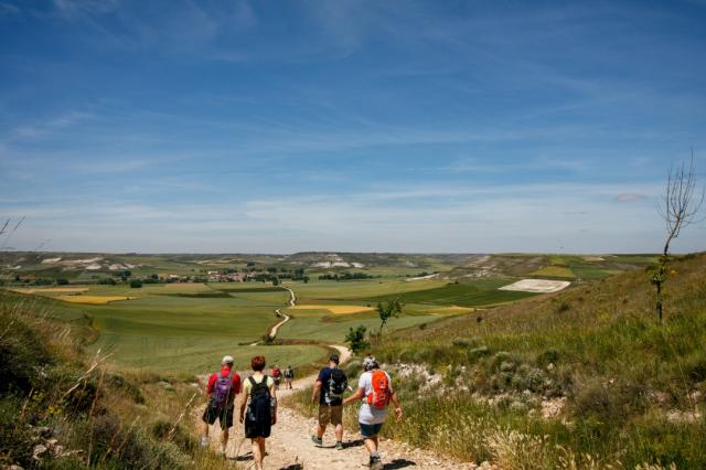 Camino de Santiago - Cheng NV/iStock