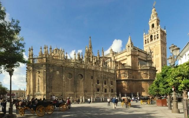 Camino de Santiago desde Sevilla