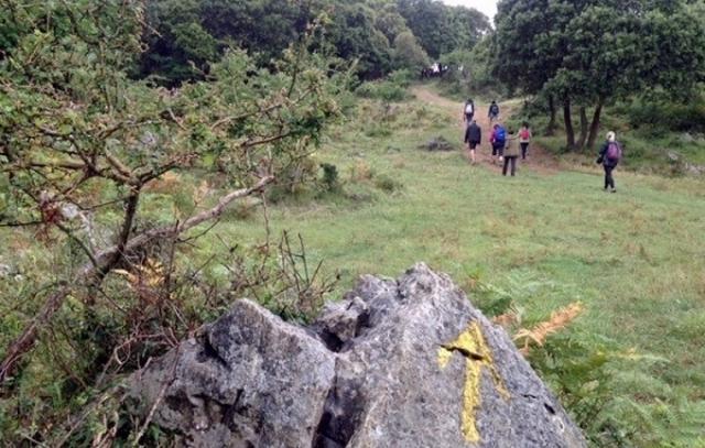 Camino de Santiago en Cantabria