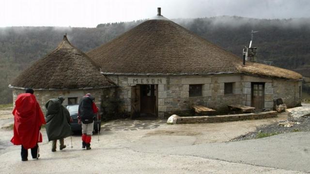 Camiño de Santiago en Galicia