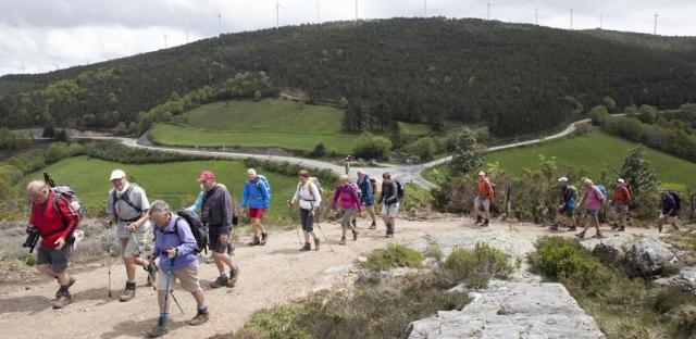 Camiño Primitivo - MANUEL