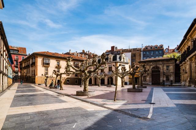 Camino Primitivo - Oviedo