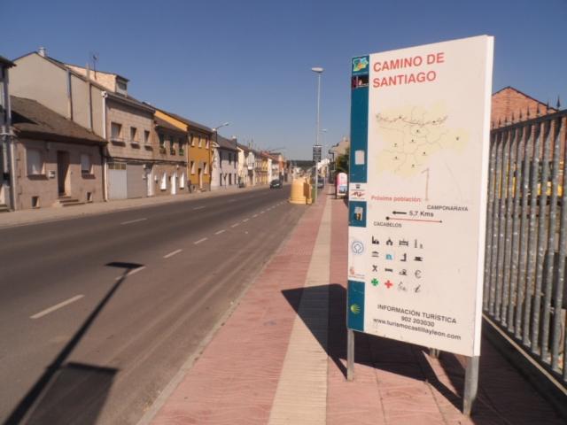 Camponaraya ©Panoramio /José Carminatti