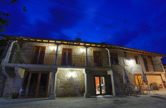 Casa Mañoso, Cea ©Street View
