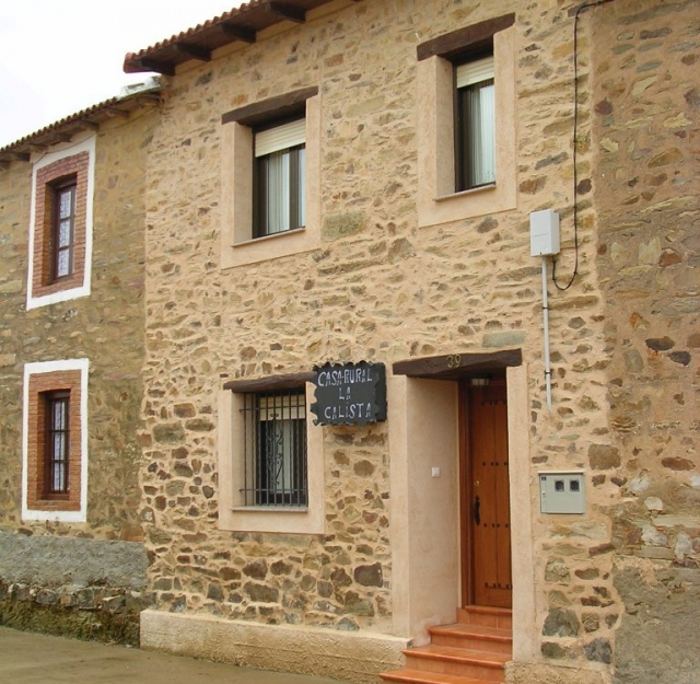 Casa Rural La Calista ©Panoramio /Nacho32