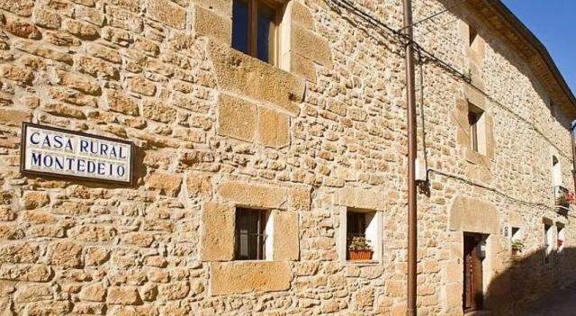 Casa Rural Montedeio ©Street View