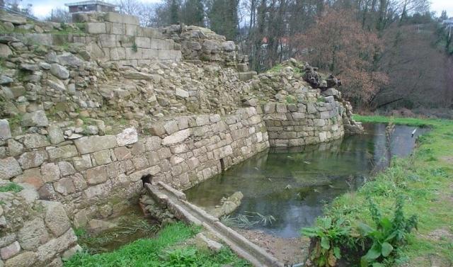 Castillo de la Rocha Forte