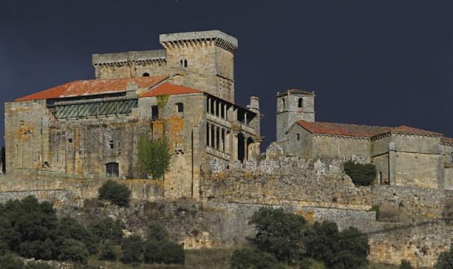 Castillo de Monterrei, cercano a Verín / Fotografía de Manuel Marras