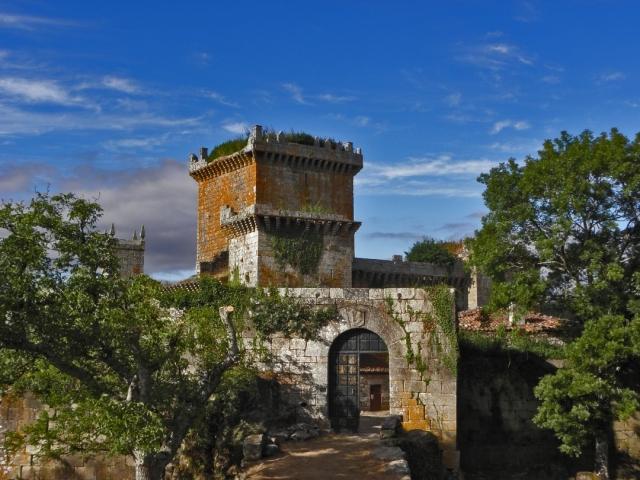 Castillo de Pambre, Palas de Rei