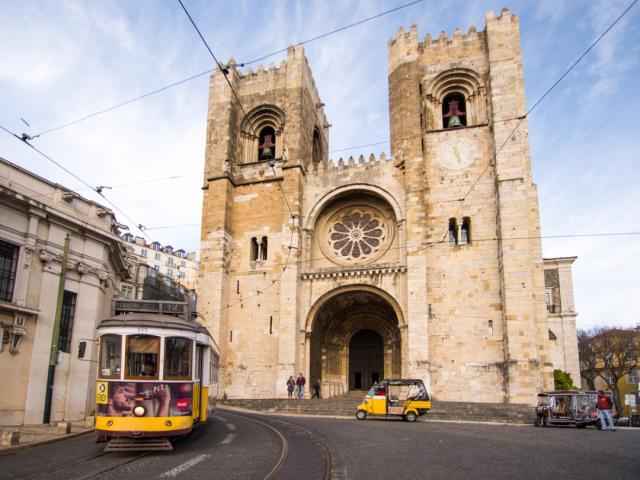 Catedral de Lisboa - JoeDunckley/iStock