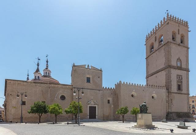 Catedral de San Juan Bautista de Badajoz