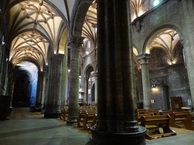Catedral de San Pedro de Jaca (Wikimedia Commons)