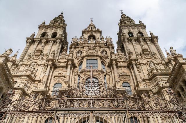 Catedral de Santiago de Compostela - Envato