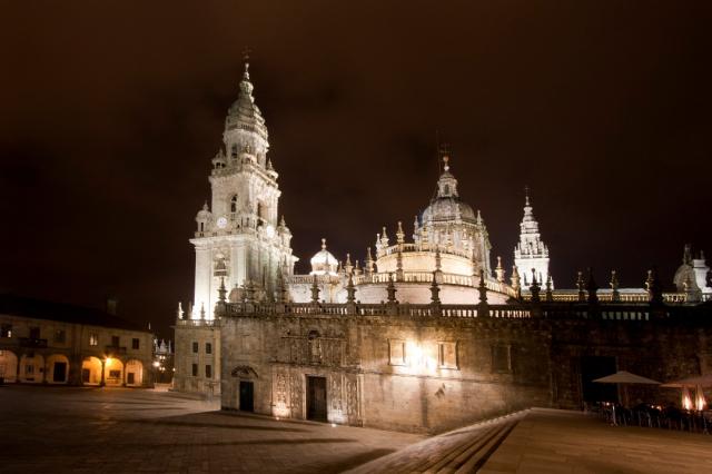 Catedral de Santiago - Puerta Santa