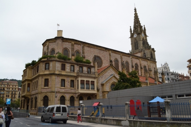 Catedral del Buen Pastor de San Sebastián | Wikimedia Commons