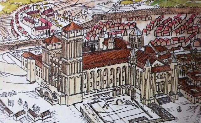 Catedral románica / @ Arturo Franco Taboada