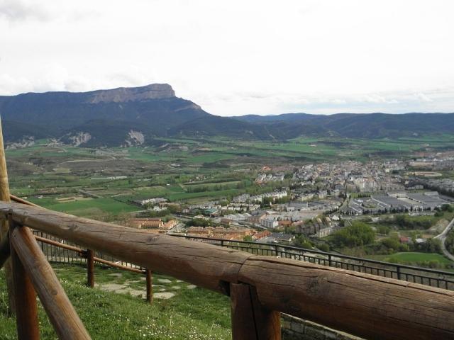 Ciudad de Jaca (Wikimedia Commons)