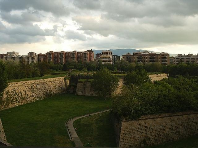 Ciudadela de Pamplona | Wikimedia Commons