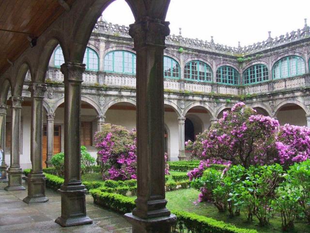 Colegio de Fonseca (Santiago) - Wikicommons