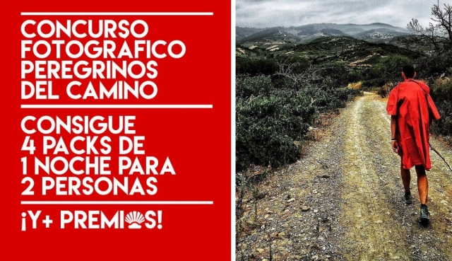 Concurso fotográfico Peregrinos del Camino