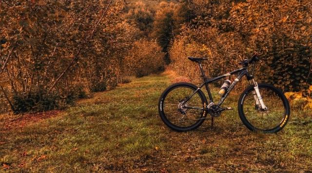 Consellos para viaxar en bici
