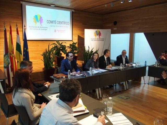Constitución Comité Científico de la AMCS | Ayuntamiento de Logroño